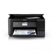 Мултифункционално мастиленоструйно устройство Epson L6160, цветен принтер/копир/скенер, 4800 x 1200 dpi, 15 стр/мин, USB, LAN, Wi-Fi, A4