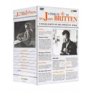 Video Delta A tribute to Benjamin Britten - 8 highlights of his operatic work - DVD