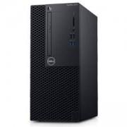 Компютър Dell OptiPlex 3070 MT, Intel Core i3-9100, 4GB DDR4, 1TB SATA, Intel UHD Graphics 630, DVD-RW, миша и клавиатура, N505O3070MT_WIN-14