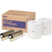 DNP Papel Térmico Perforado para DS RX1-HS 10 x15cm 1400 Fotos
