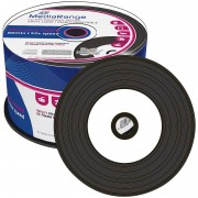 MediaRange Vinyl-Look CD-R 700MB/80Min, 52x printable, 50er Spindel