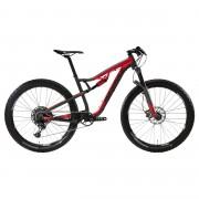 Rockrider VTT XC 100 S 27,5 PLUS 12s noire et rouge - Rockrider