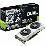 Asus GeForce GTX 1060 DUAL 6GB DDR5 192BIT DV/HD/DP BOX - DARMOWA DOSTAWA!!!