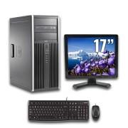 HP Pro 6200 Tower - Intel Core i5 - 4GB - 500GB HDD + 17'' LCD