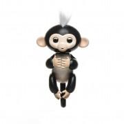 Happy Monkey Interactive Smart Toy - Black