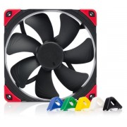 Ventilator Noctua NF-A14-HS-PWM chromax.black.swap, 140mm