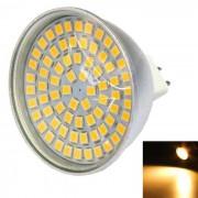 MR16 5W 500LM blanco calido 72-2835 SMD foco de LED ( AC10-30V )