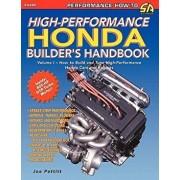 High-Performance Honda Builder's Handbook, Paperback/Joe Pettitt