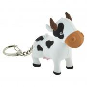 EMOS LED klíčenka s motivem kravičky P3898