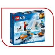 Lego Конструктор Lego City Арктическая Экспедиция Полярные исследования 60191