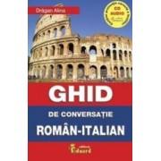 Ghid de conversatie roman- italian +CD - Dragan Alina