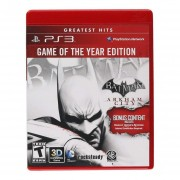 PS3 Juego Batman Arkham City Para PlayStation 3