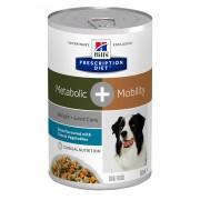 Hill´s Prescription Diet Canine Metabolic + Mobility Estofado con sabor a Atún y Verduras