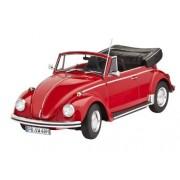 Level Revell 07078 VW Beetle Cabriolet 1970 1/24 Volkswagen Beetle Cabriolet (New Mold) [Parallel Import Goods]