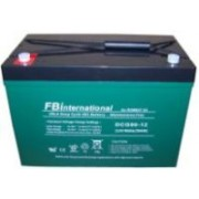 Acumulator 12V 90Ah VRLA, GEL 307x169x211mm FBinternational for ROMBAT DCG90-12