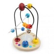 Baby Einstein - Jucarie cu bile din lemn Hape Color Mixer