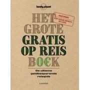Reishandboek Het Grote Gratis op Reis Boek | Lannoo