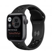 Apple Watch Nike Series 6 GPS 40mm Alumínio em Cinzento Espacial com Bracelete Nike Sport Antracite/Preto