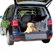 TRIXIE Car Boot Cover for Dogs 164x125 cm Black 1314