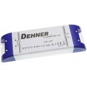 Bloc de alimentare Dehner Elektronik LED 12V75WSELV pentru leduri, posibilitate de montare in mobilier, 12 V / 6,20 A / 75 W