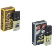 My Tune Set of 2 Kabra Yellow-Titanic Perfume