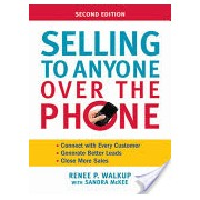 Selling to Anyone Over the Phone (Walkup Renee)(Paperback) (9780814414835)