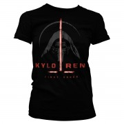 Kylo Ren First Order Girly Tee