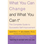 What You Can Change... and What You Can't: The Complete Guide to Successful Self-Improvement