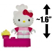 Hello Kitty Pastry Chef with a Cupcake Mini-Figure