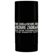 Zadig & Voltaire This Is Him Deodorant Stick 75 G