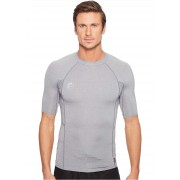 O'Neill Hybrid Short Sleeve Crew Cool Grey