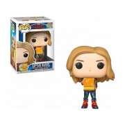 MARVEL Figura FUNKO Pop! Marvel: Captain Marvel with Lunchbox
