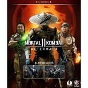 MORTAL KOMBAT 11: AFTERMATH + KOMBAT PACK BUNDLE - STEAM - PC - MULTILANGUAGE - WORLDWIDE