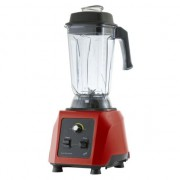 Blender profesional G21 Perfect Smoothie 1500 W turatie 35.000 rot/minut, Rosu
