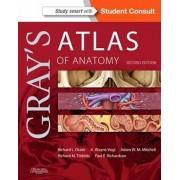 Gray's Atlas of Anatomy, Paperback