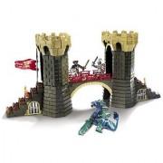 Mega Bloks King Arthur Battle Action Bridge Play Set