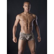 MANstore M250 Mini Pants Boxer Brief Underwear Khaki 2-08193/5301