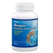 Apogen Children Chewable Supliment natural stimulator al imunitatii copiilor
