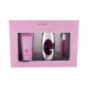 GUESS Guess For Women confezione regalo eau de toilette 75ml + eau de toilette 15 ml + lozione corpo 200 ml per donna