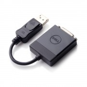 DELL 470-ABEO DisplayPort DVI Black cable interface/gender adapter