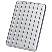 SSD EXTERNAL, 240GB, SILICON POWER Bolt B75, PSD, Silver (SP240GBPSDB75SCS)