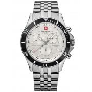 Ceas barbatesc Swiss Military Hanowa Flagship 06-5183.04.001.07 Cronograf 42 mm