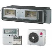 Duct LG 24000 BTU inverter CB24 + UU24W