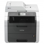 MFC-9140 A4 COLOUR MFP 1YR RTB 22PPM, 192MB RAM, USB 2, LAN 250 SHEET, DUPLEX, SCAN, FAX