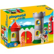 Playmobil 1.2.3 My First Knight's Castle