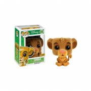 Funko Pop Disney Simba Flocked Peludito Exclusivo Lion King