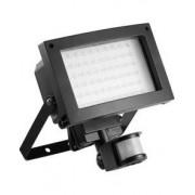 Luminea Projecteur avec capteur PIR - 60 LED