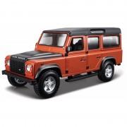 Bburago Speelgoed auto Land Rover Defender 110 1:32