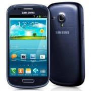 SAMSUNG Galaxy S3 Mini 8 Go Bleu Débloqué