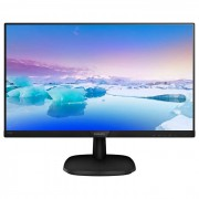"Monitor IPS, Philips 23.8"", 243V7QDAB/00, 5ms, 10Mln:1, DVI/HDMI, Speakers, FullHD"